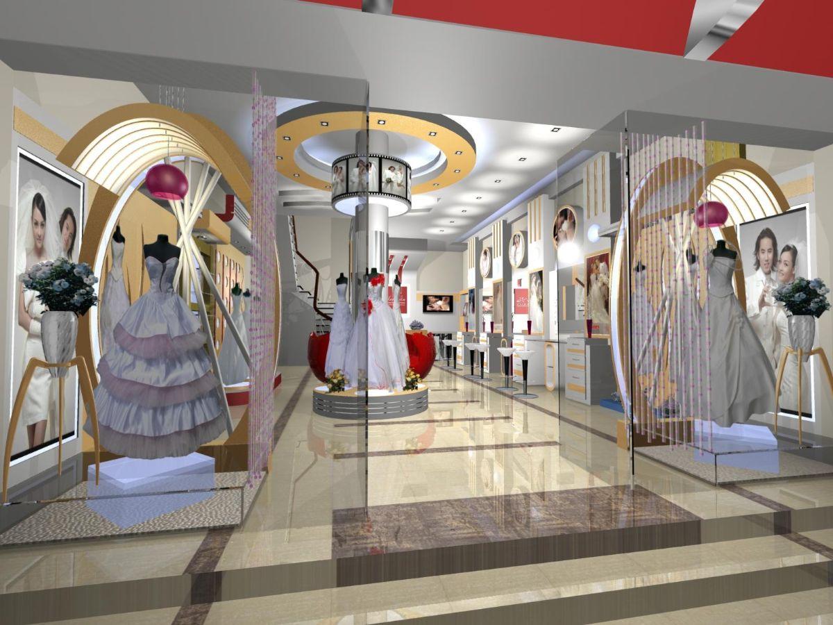 Thiết kế nội thất showroom, cửa hàng chuyên nghiệp tại Geotech