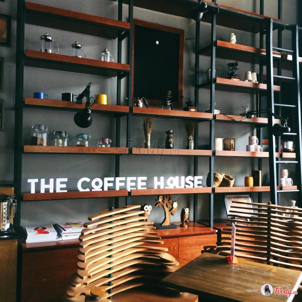 Dịch vụ thiết kế cafe ở trung tâm thương mại