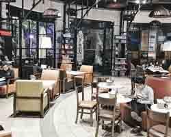 Điểm danh 5 quán cà phê có bàn ghế cafe nhiều view check in nhất Hà Nội
