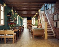 Chọn mẫu đèn nào để trang trí quán cà phê phong cách vintage