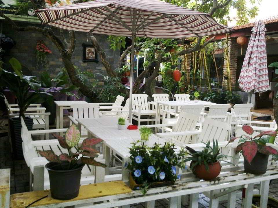 Thiết kế nội thất cho quán cà phê