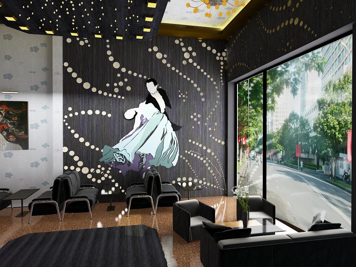 Sai lầm trong thiết kế nội thất quán cafe