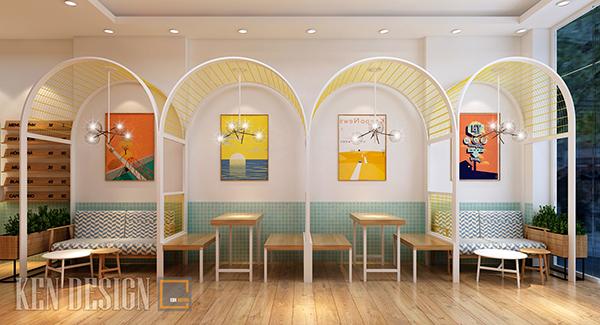 Cẩm nang trang trí quán trà sữa dành cho người mới kinh doanh