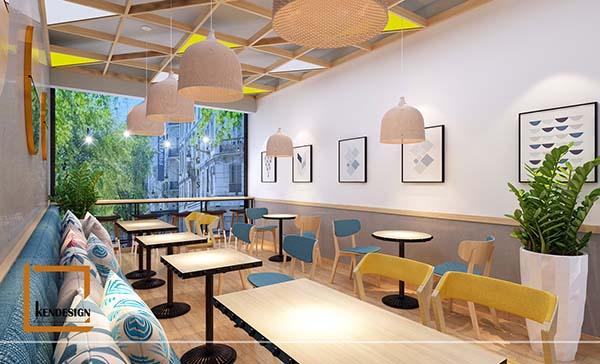 Bàn ghế đẹp: Chưa chắc quán cafe đã khiến bạn ưng ý