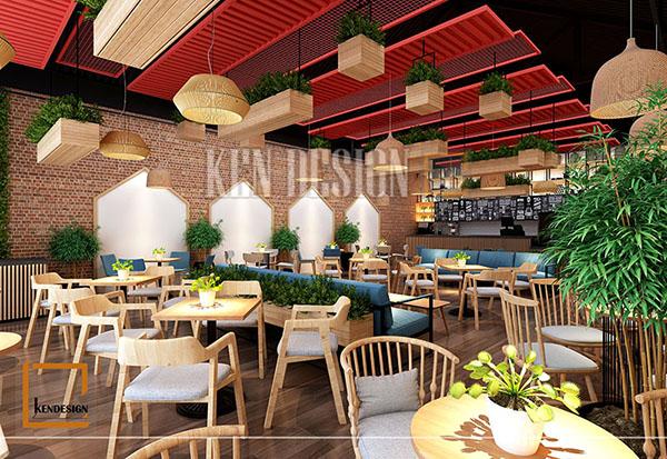 Điều gì khiến báo giá thiết kế quán cafe thiếu chính xác