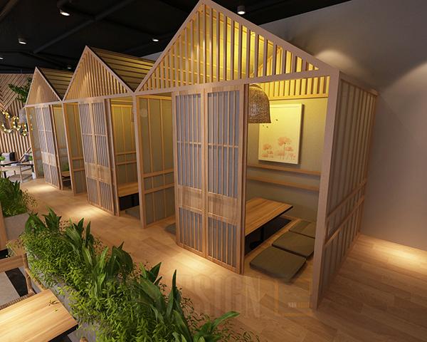 Bạn sẽ đổ gục trước vẻ đẹp của thiết kế quán cafe bằng gỗ
