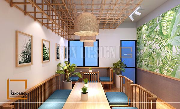 Bạn đã biết cách trang trí quán cafe bằng cây xanh đúng điệu?