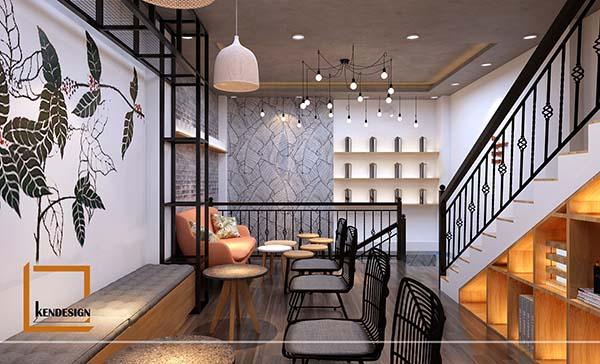 Giải pháp thiết kế thi công quán cafe trọn gói nhất định phải biết