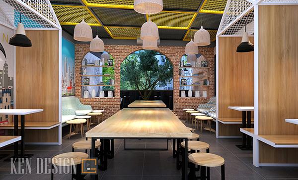 Đừng mở quán mà chưa biết quy trình thiết kế thi công trọn gói quán cafe