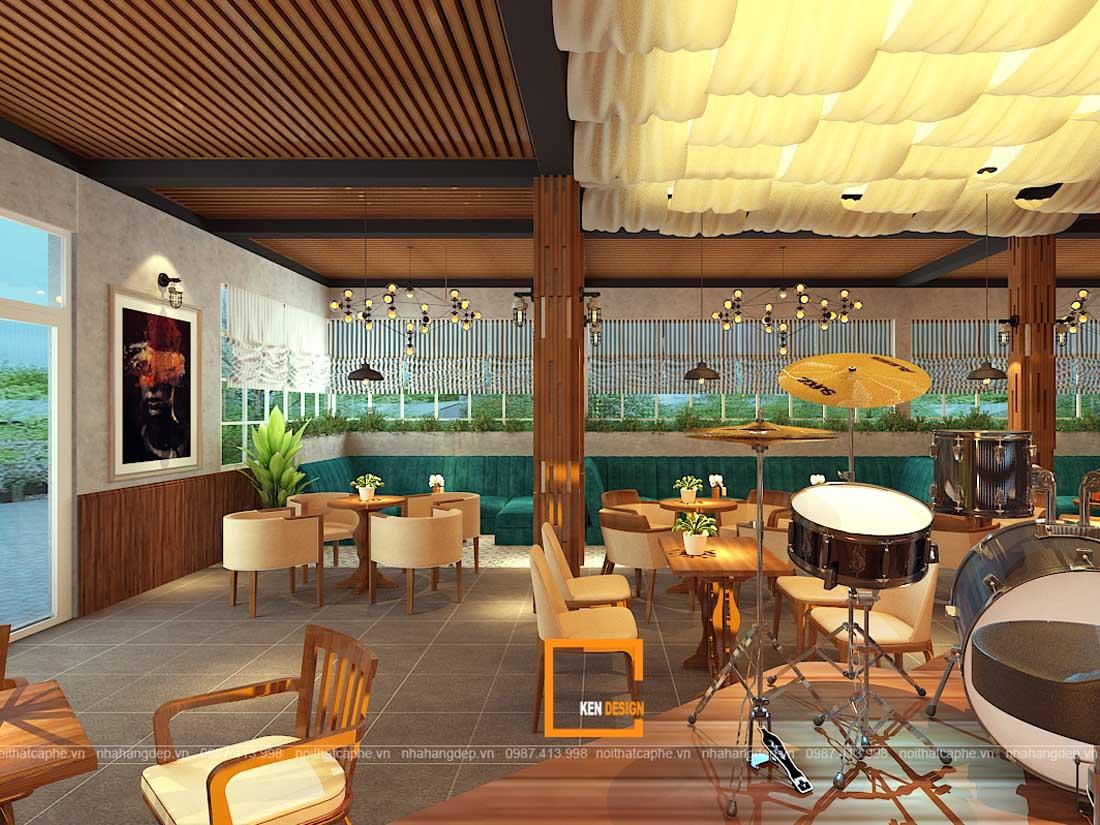 """""""Bị hút hồn"""" bởi thiết kế phòng trà karaoke của anh Tuấn tại Sơn Tây"""