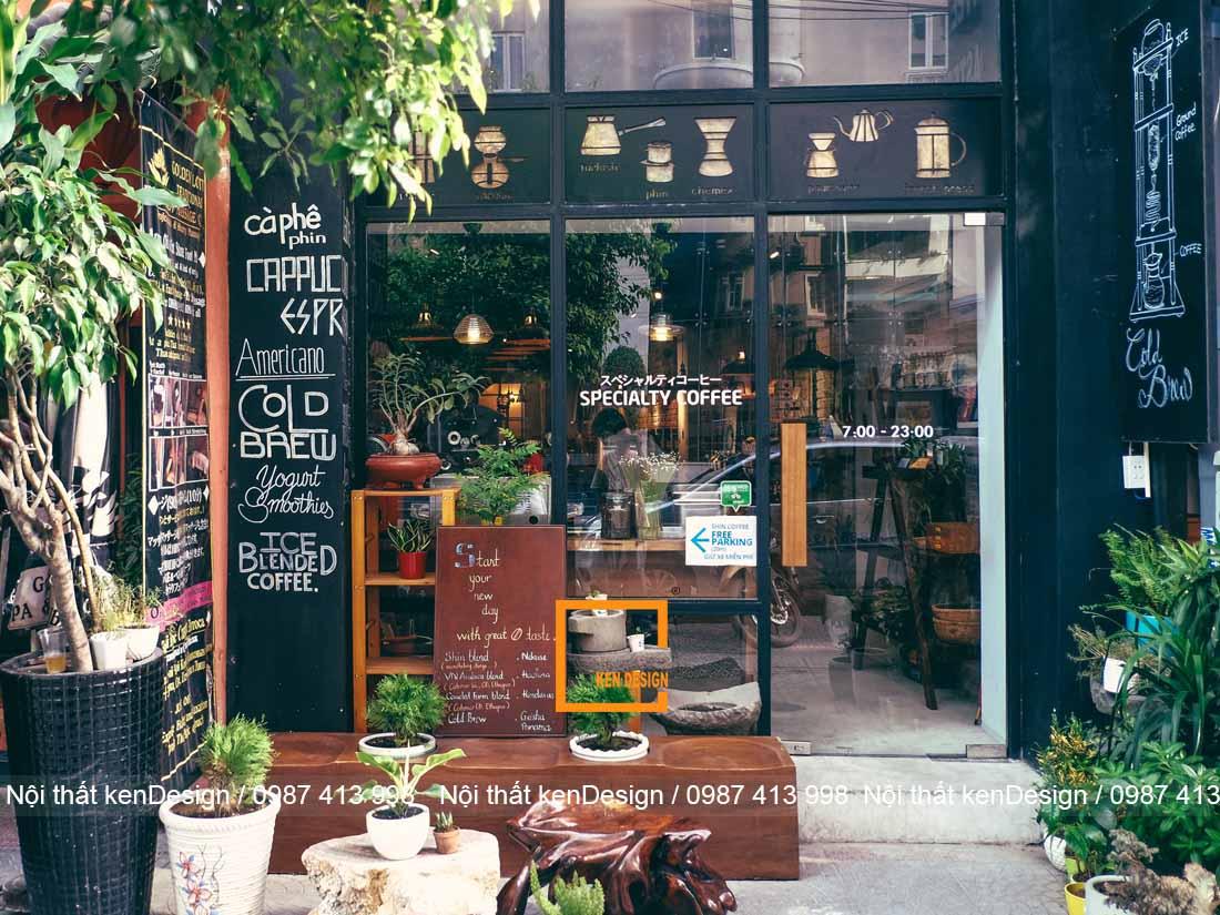 Thiết kế quán cà phê cóc không có dấu hiệu hạ nhiệt trong năm 2019