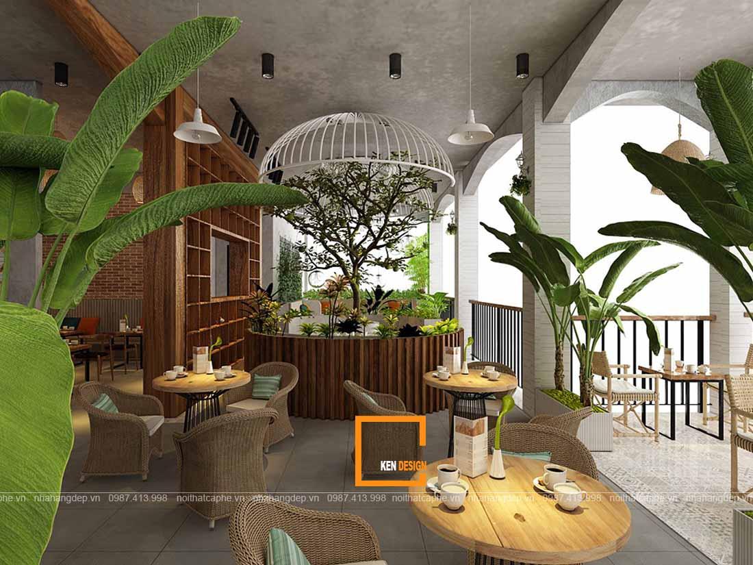 """""""Đứng hình"""" với mẫu thiết kế quán cafe phong cách hiện đại ấn tượng"""