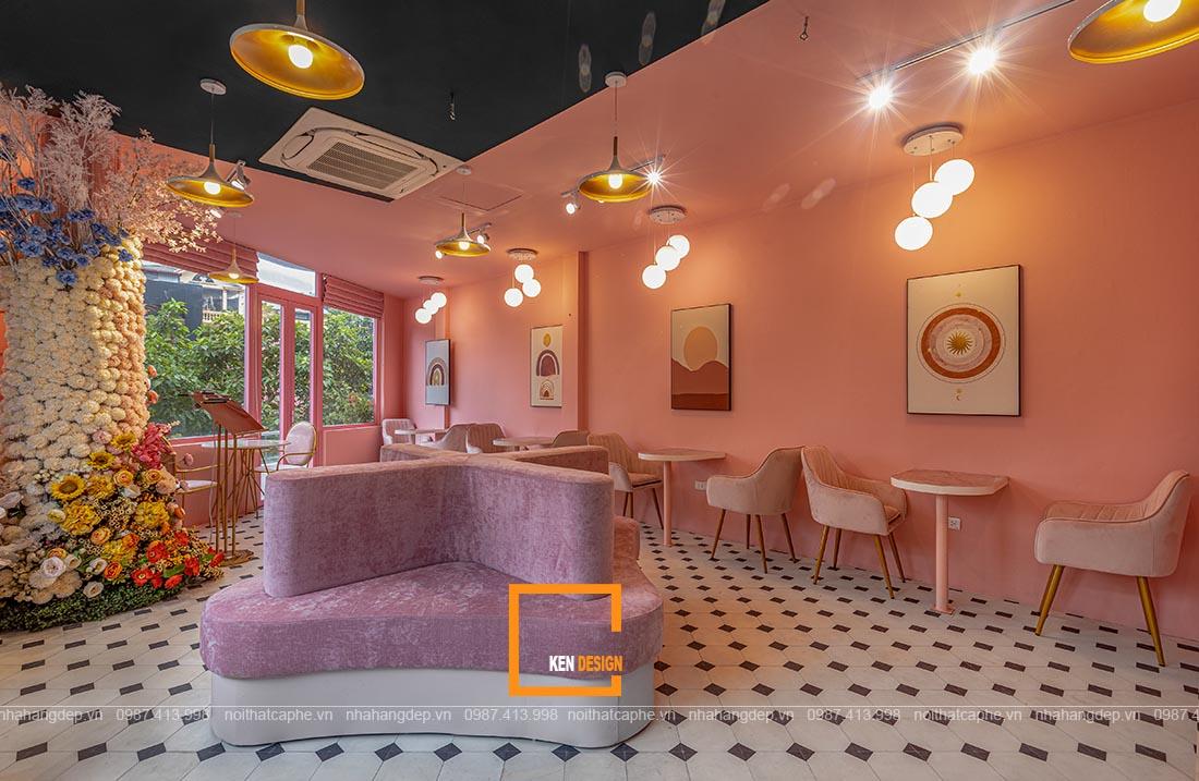 """""""Bóc phốt"""" địa điểm quán trà mới toanh tại Hà Nội - BLOOMS ( 52 phố Huế)"""