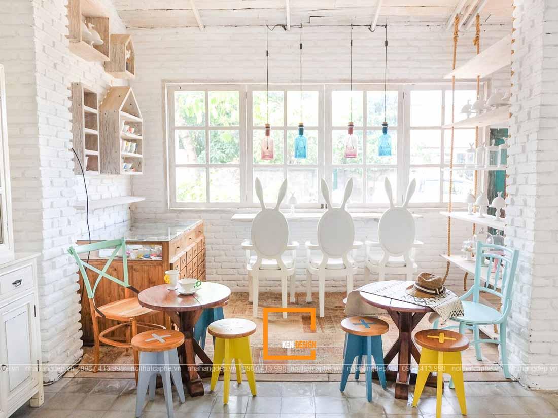 Thiết kế quán cafe checkin - tạo sức hút tối đa với khách hàng
