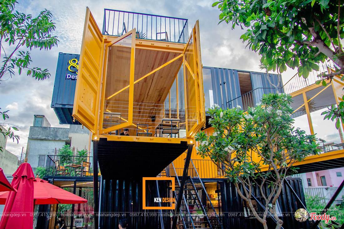 Ý tưởng thiết kế quán cafe khuynh đảo thị trường F&B