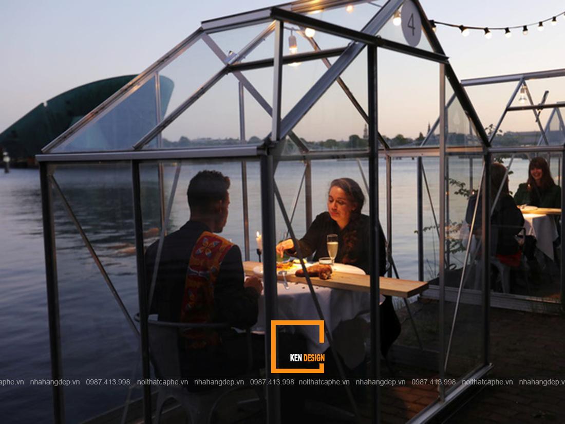 Giải pháp thiết kế quán cafe mùa Covid dành cho chủ đầu tư