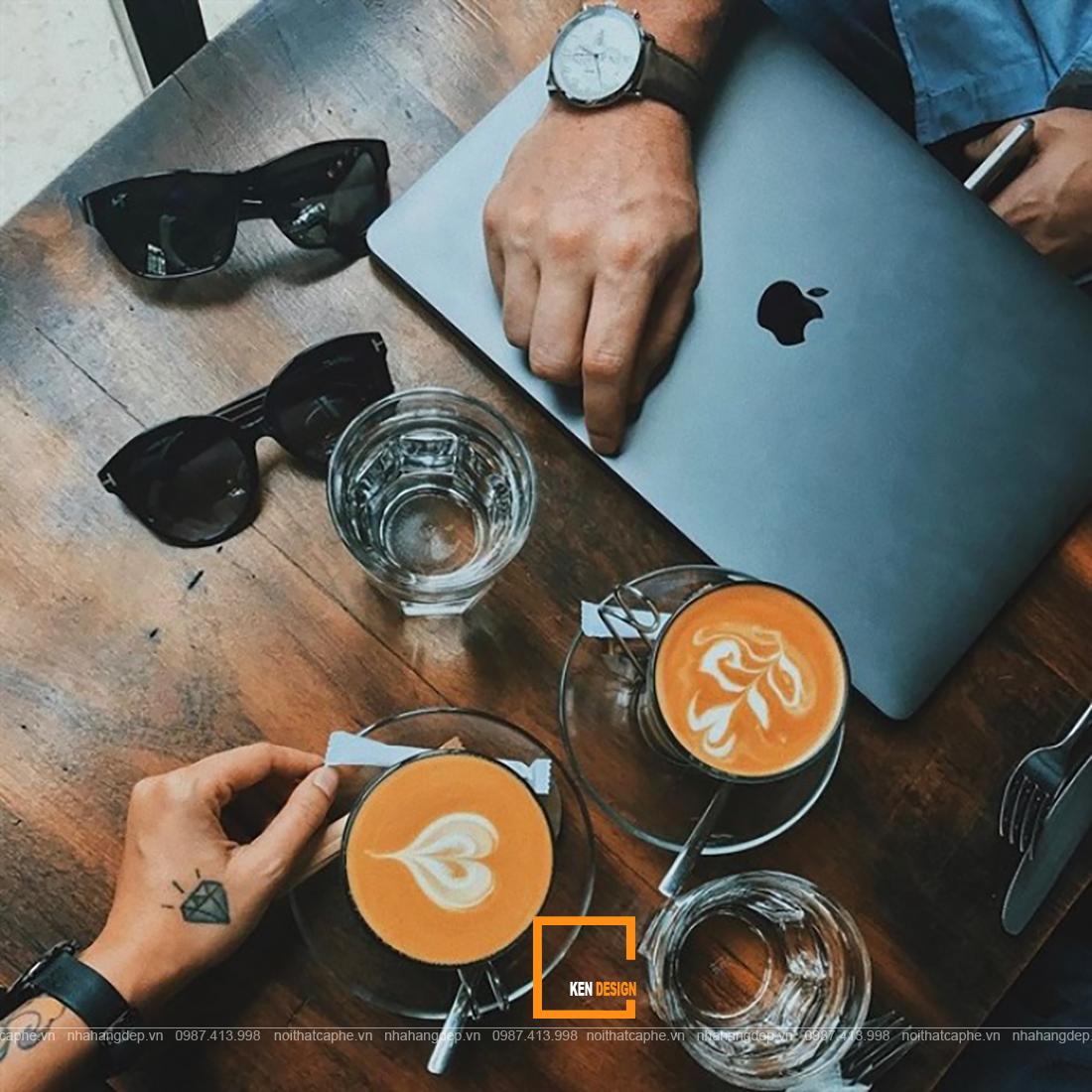 Gợi ý các phong cách thiết kế quán cafe văn phòng chiếm trọn cảm tình công sở