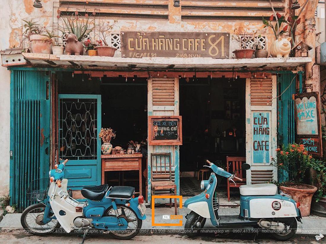 """4 ý tưởng thiết kế quán cafe vỉa hè chiếm chọn """"Spotlight"""""""