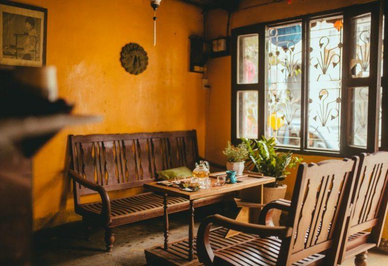 Nội thất thiết kế quán cafe phong cách vintage độc nhất vô nhị