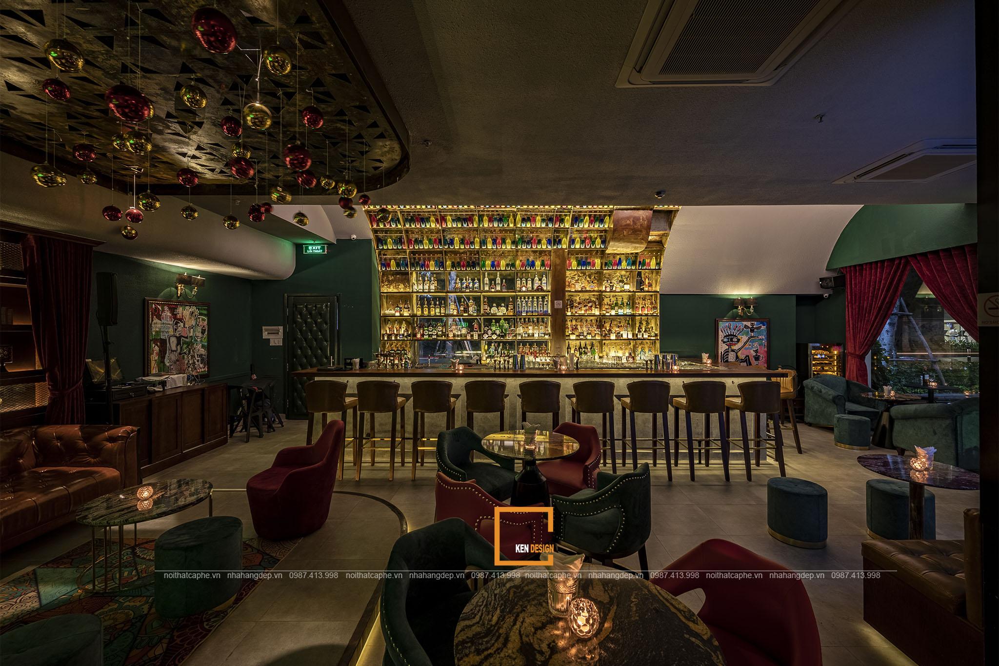 Tư vấn thiết kế bar club – không gian giải trí đặc sắc cho người hiện đại