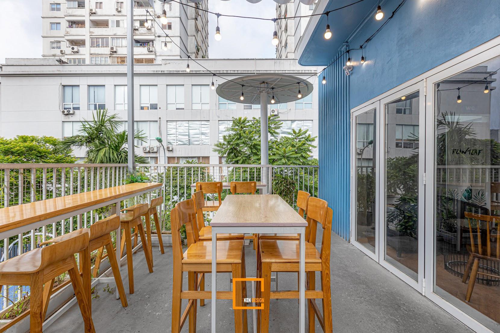 Quy tắc vàng để có thiết kế quán cafe 3 tầng hút khách