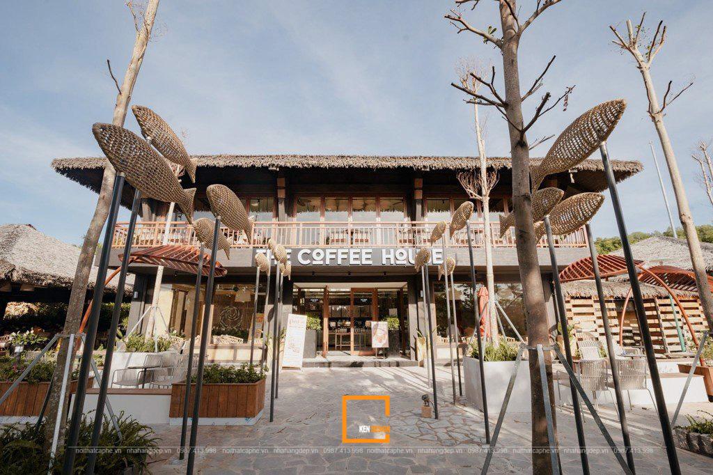Học hỏi được gì từ thiết kế quán café The Coffee House?