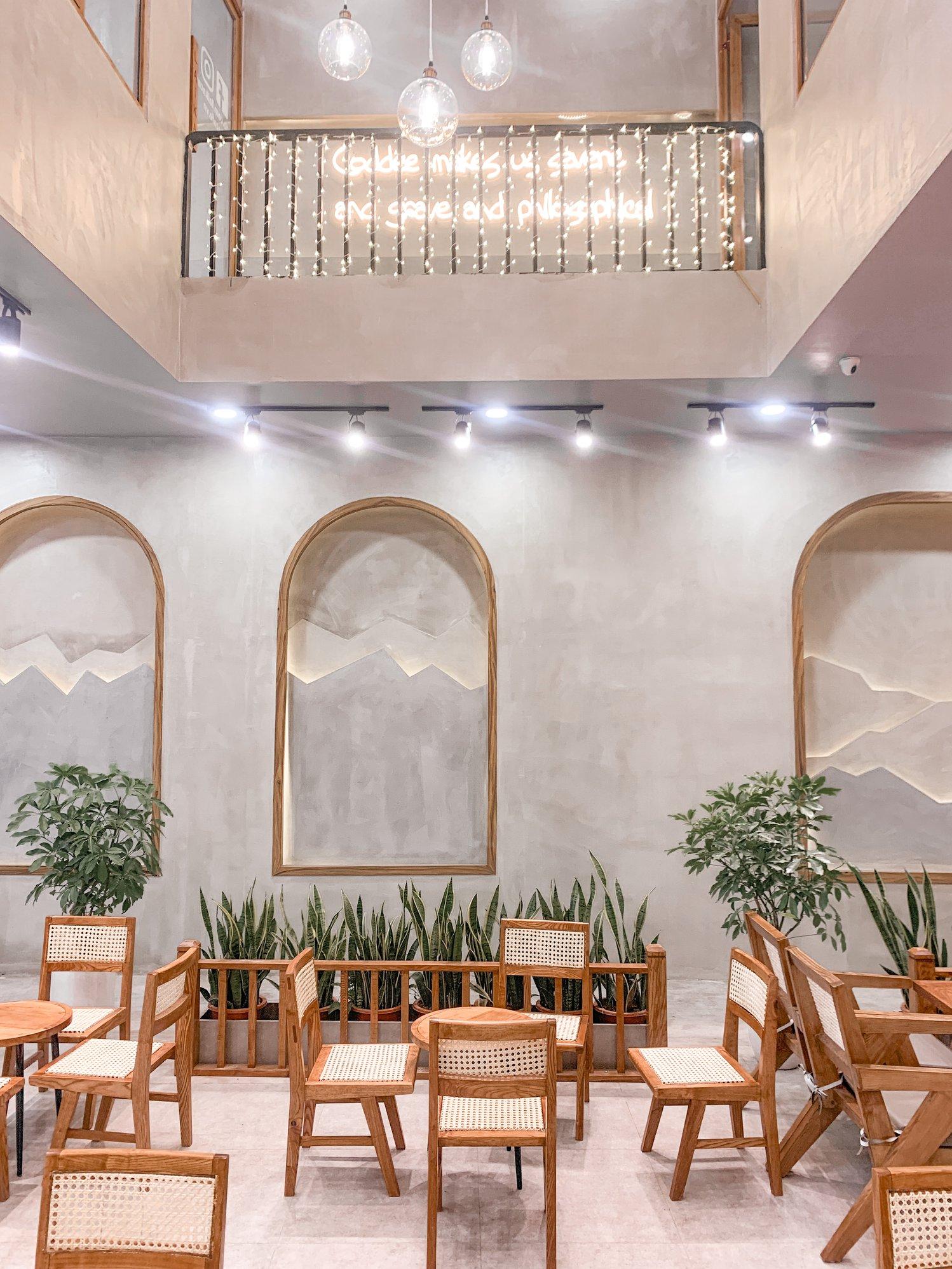 Thiết kế độc đáo, tinh tế của 5 quán cafe không thể bỏ qua trong năm 2021