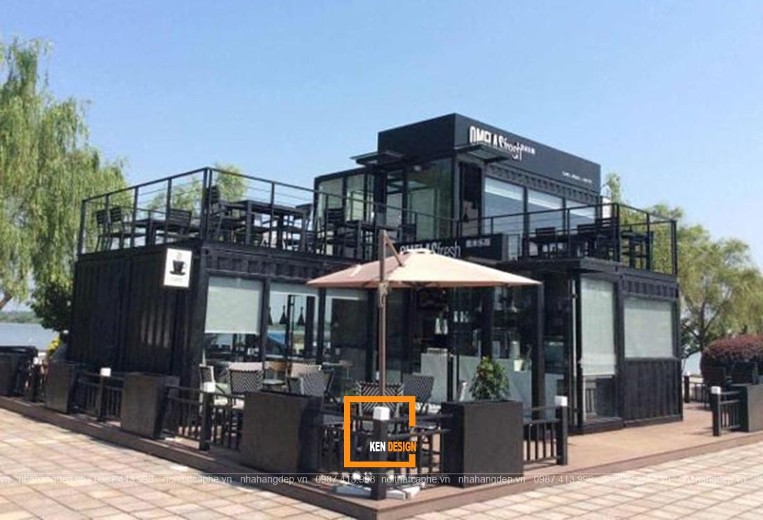 Thiết kế nhà hàng lô góc ấn tượng thu hút mọi ánh nhìn - tại sao không?