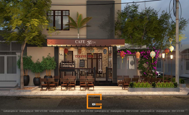 Thiết kế quán cafe giá rẻ- những lưu ý không thể bỏ qua
