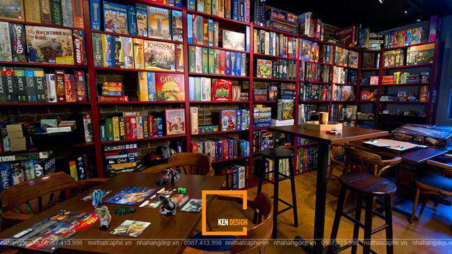 5 lưu ý mở quán cafe board game không thể bỏ qua