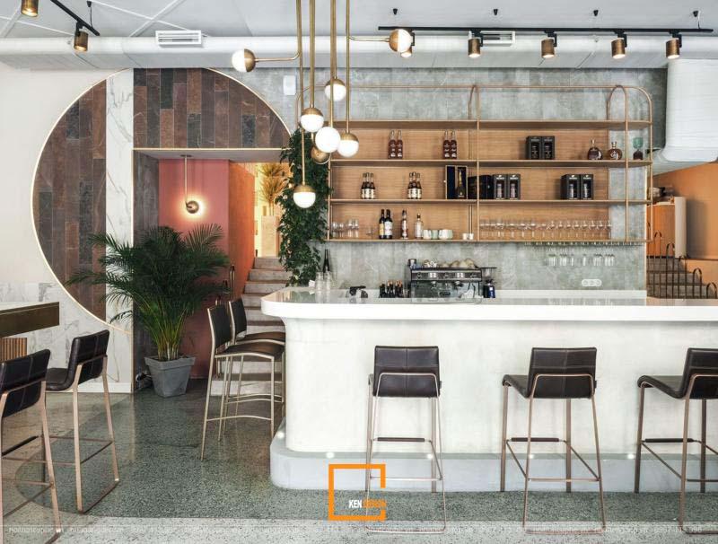 Điểm danh các trang thiết bị quầy bar không thể thiếu để có một quán cafe chuyên nghiệp