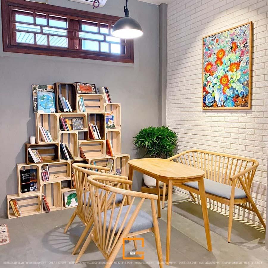 Kiến thức không thể bỏ qua khi thiết kế quán cafe sách