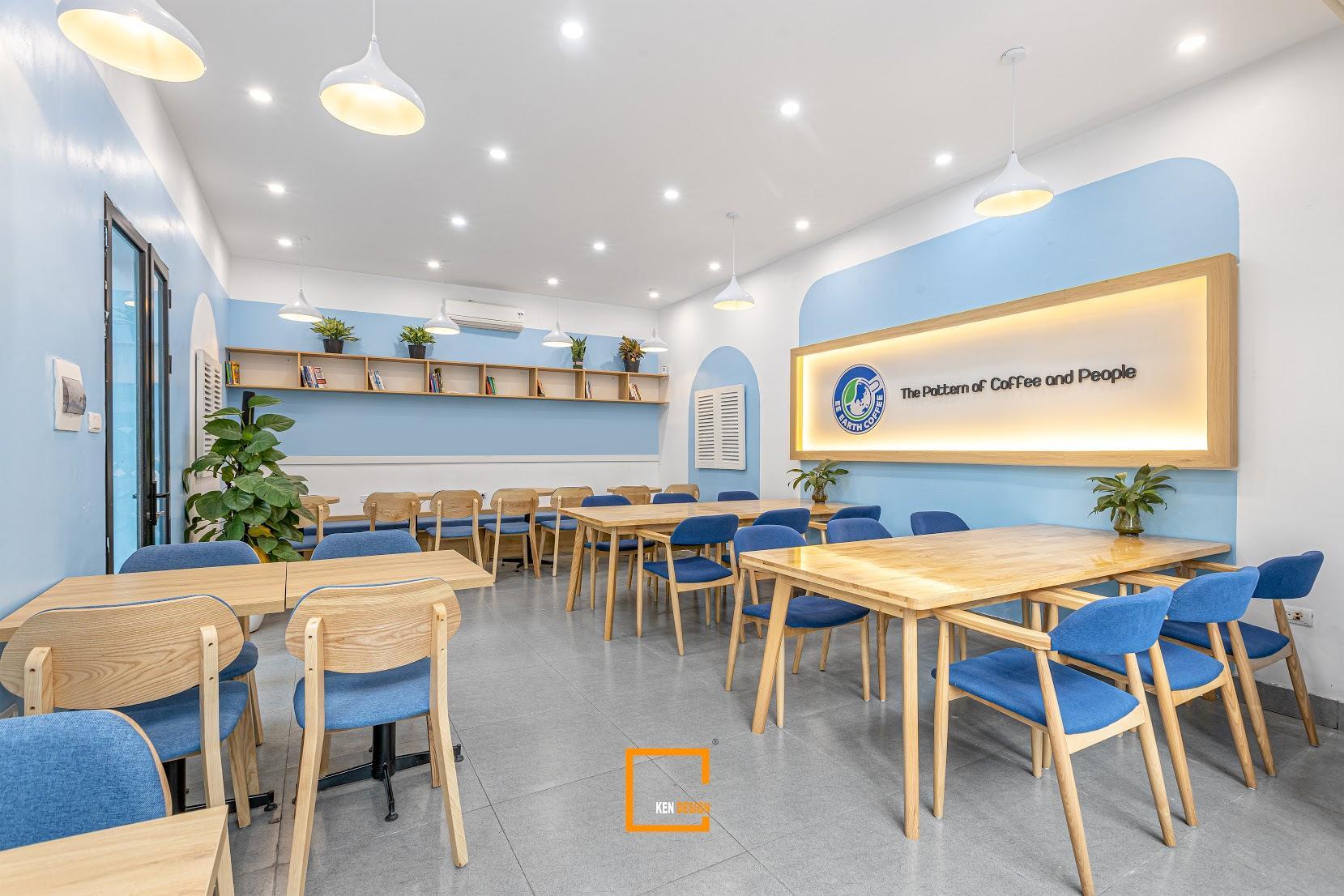 Ngắm nhìn những thiết kế cafe văn phòng độc đáo tại Việt Nam