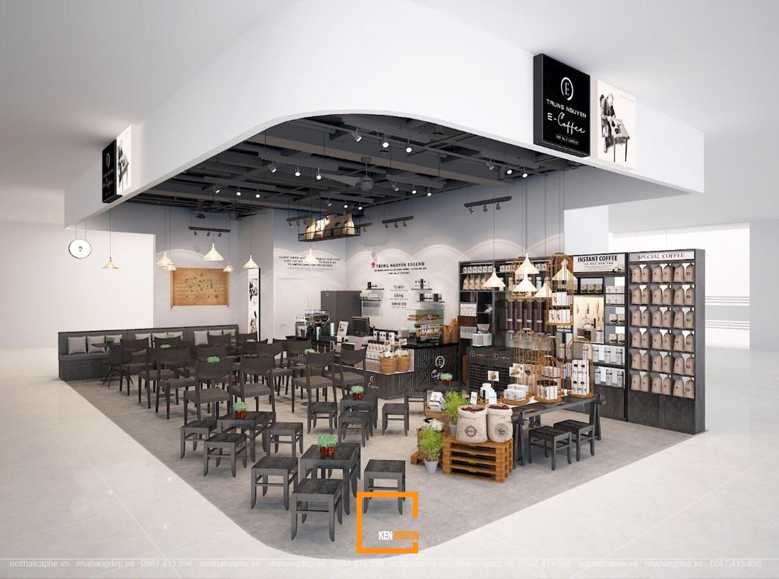 Note ngay 5 yêu cầu bắt buộc đối với quán cafe nhượng quyền Trung Nguyên E-Coffee